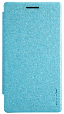 Чехол Nillkin Sparkle Series Leather Case для Nokia Lumia 930 Blue