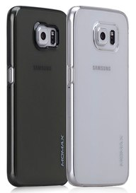 Накладка Momax Clear Breeze Case для Samsung Galaxy S6 Black