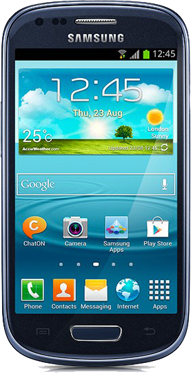 Samsung I8200 Galaxy S3 mini Value Edition 8Gb Blue
