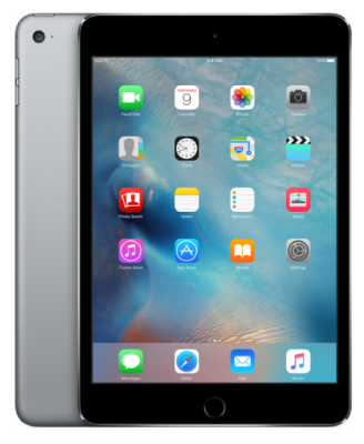 Apple iPad mini 4 64Gb Wi-Fi Space Grey