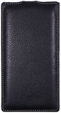 Melkco Leather Case для Samsung Galaxy Alpha G850 Black