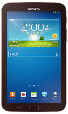 Samsung T210 Galaxy Tab 3 7.0 8Gb Gold/Brown РСТ
