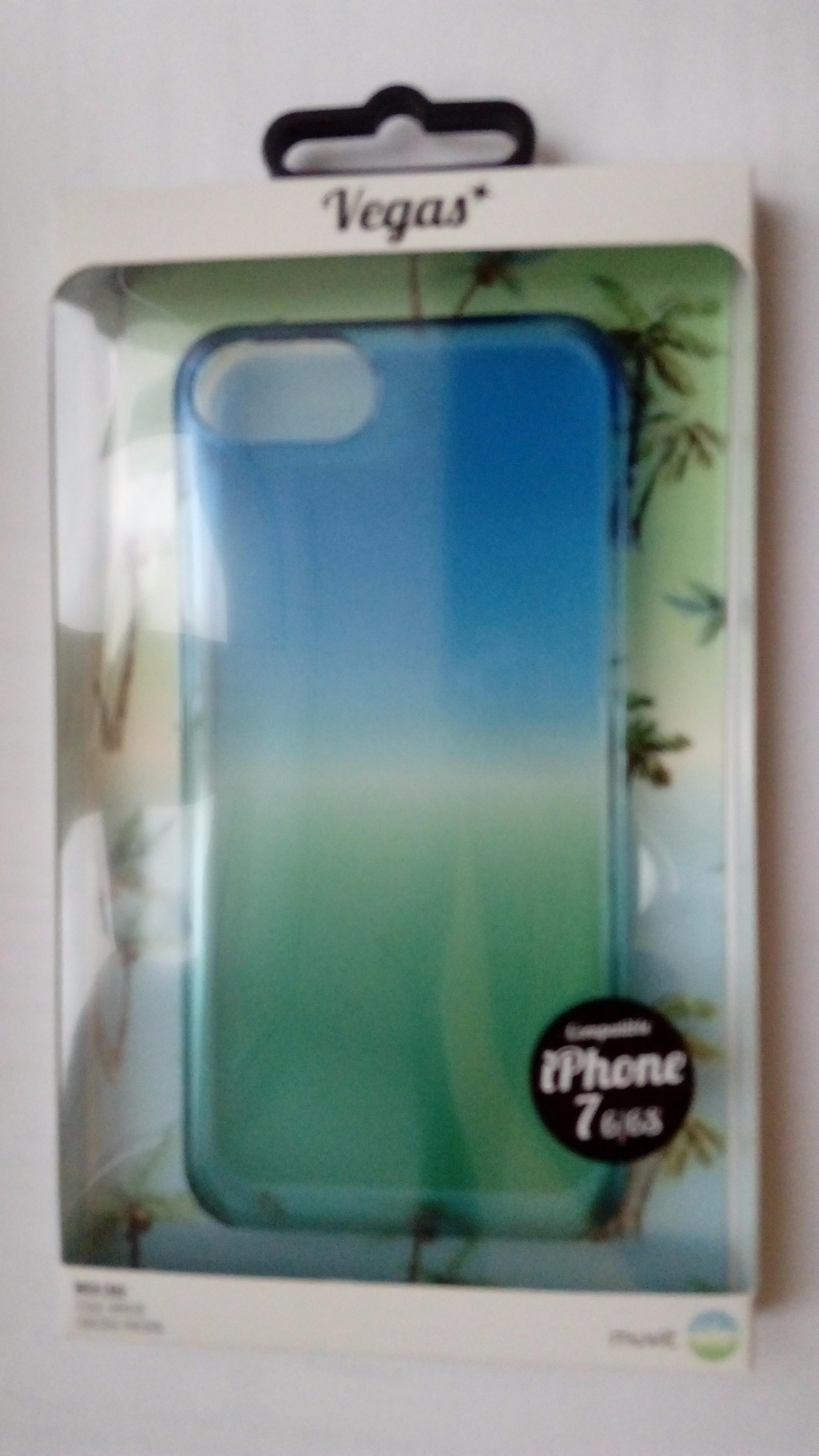 Muvit Life Vegas для Iphone 7 Plus Blue/Green