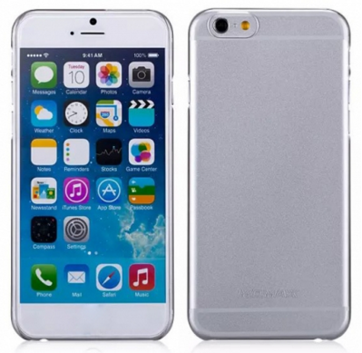 Momax Clear Breeze Case для Iphone 6/6S 4.7 Transparent