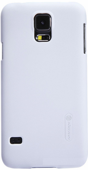 Чехол Nillkin Super Frosted Shield для Samsung Galaxy S5 G900F White