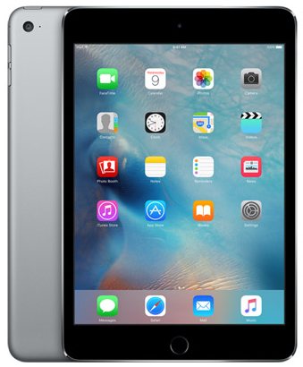 Apple iPad mini 4 16Gb Wi-Fi Space Grey