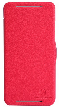 Чехол Nillkin Fresh series leather case  для HTC Desire 700 Red
