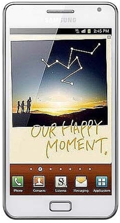 Samsung N7005 Galaxy Note 4G LTE White