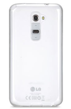 Накладка на заднюю часть Melkco Poly Jacket TPU Case для LG Optimus G2 Mini D618 Transparent Mat