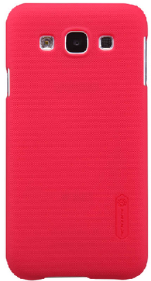 Nillkin Super Frosted Shield для Samsung Galaxy E7 E700 Red