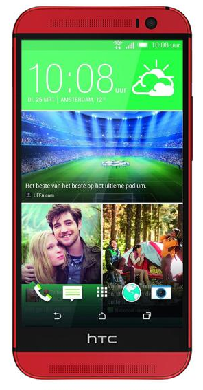 HTC One M8 16Gb 4G LTE Red