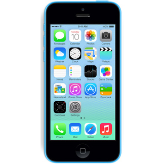 Apple iPhone 5C 32Gb Blue (A1529) 4G LTE