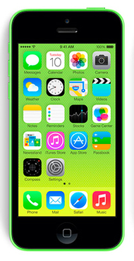 Apple iPhone 5C 8Gb (A1532) Green 4G LTE
