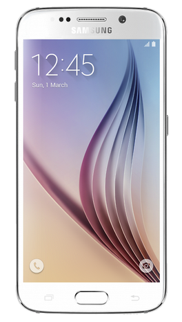 Samsung G920F Galaxy S6 32Gb LTE White