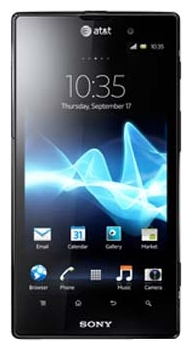 Sony Xperia ion LT28h Black