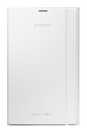 "Чехол для Samsung Book Cover Galaxy Tab S 8.4"" T700/T705 EF-BT700BWEGRU White ориг"