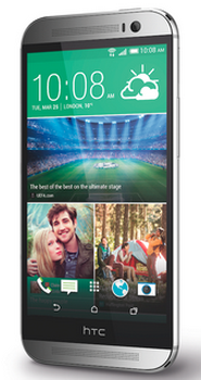 HTC One M8 Dual 16Gb 4G LTE Silver