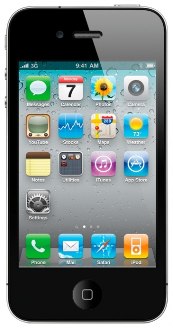 Apple IPhone 4 8GB Black РСТ