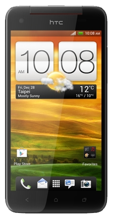 HTC Butterfly X920D Black