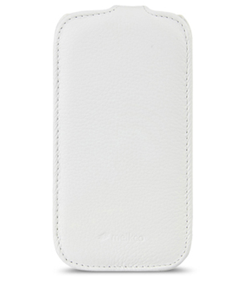 Чехол Melkco Leather Case for Samsung Galaxy Grand Neo I9060 Jacka Type (White LC)