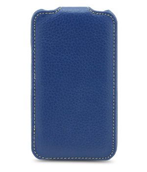 Чехол Melkco Leather Case for Sony Xperia L Jacka Type (Blue LC)