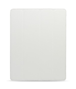 Чехол Melkco Leather case for Apple iPad 2 / 3 / 4 - Slimme Cover Type (White LC) with sleep mode function