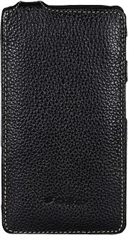 Чехол Melkco Leather Case for Sony Xperia Z1 Jacka Type (Black LC)