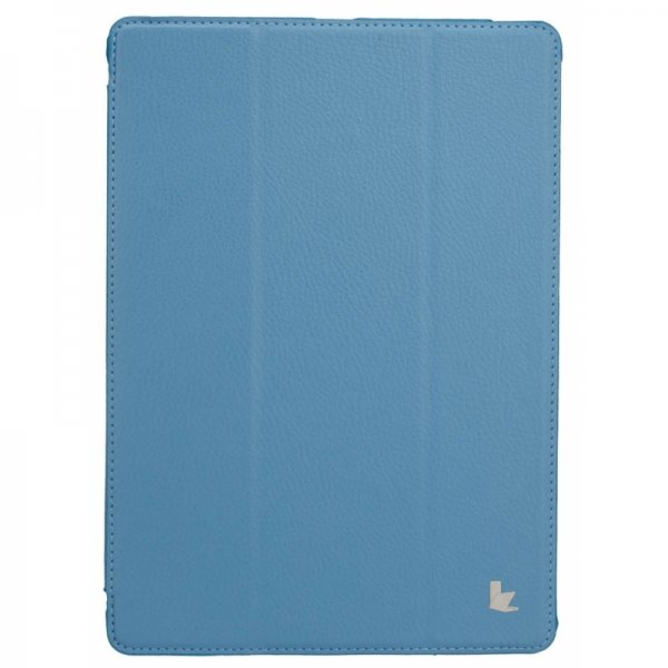 JisonCase Smart Leather Case для IPad Air Blue