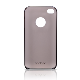 Ультратонкий корпус  X-DORIA Ultrathin case for IPhone 4 Transparent Black