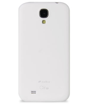 Накладка на заднюю часть Melkco Ultra Air PP 0.4mm для Samsung Galaxy S4 I9500 / I9505 White