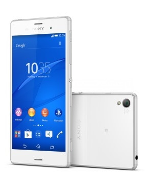 Sony Xperia Z3 D6603 LTE White РСТ