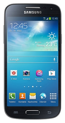 Samsung I9195 Galaxy S4 mini 4G LTE Black