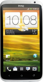 HTC One X+ 64 Gb White