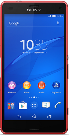 Sony Xperia Z3 Compact D5803 LTE Orange РСТ