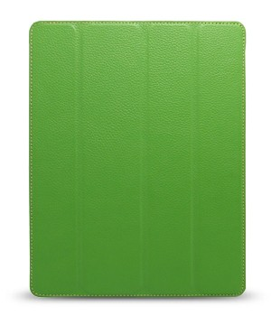 Чехол Melkco Leather case for Apple iPad 2 / 3 / 4 - Slimme Cover Type (Green LC) with sleep mode function