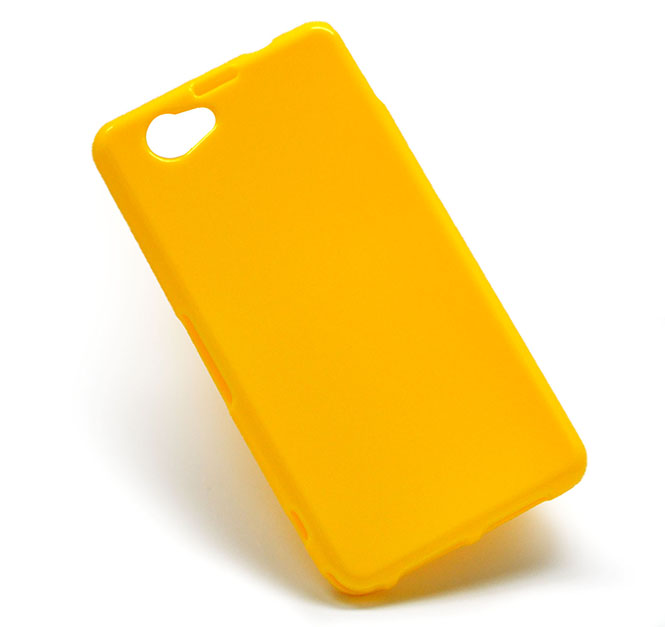 Q-Case для Sony Xperia Z3 D6603 Желтый