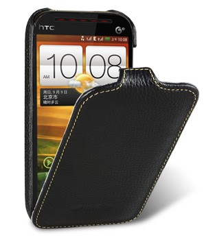 Чехол Melkco Leather Case для HTC Desire SV Jacka Type Black LC