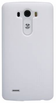 Чехол Nillkin Super Frosted Shield для LG G3 D855/D856 White