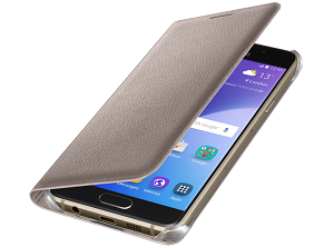 Чехол Acqua Wallet Extra для Samsung Galaxy A5 (2016) A510F Gold