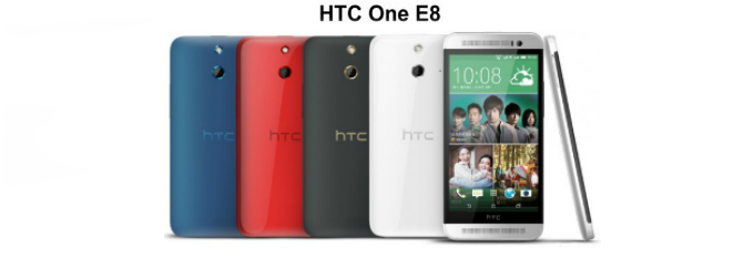 HTC One E8 16Gb 4G LTE Dual Sim