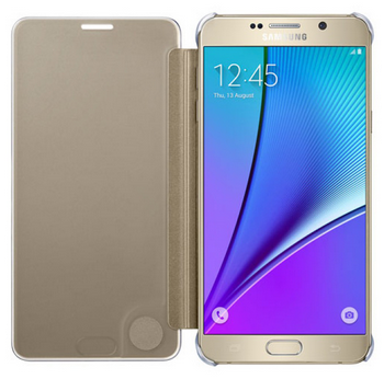 Чехол Samsung EF-ZN920CFEGRU для Samsung Galaxy Note 5 N920C Gold