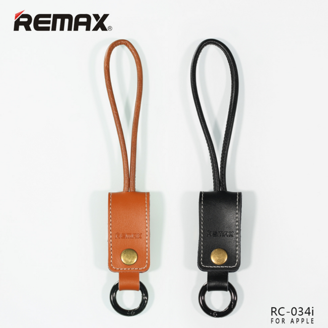 Remax Western Jean Style USB/Lightning RC-034i для Iphone 6 Brown
