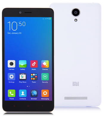 Xiaomi Redmi Note 2 32Gb Dual LTE White