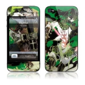 GelaSkins Roma for IPhone 4
