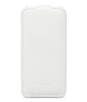 Чехол Melkco Leather Case для Samsung Galaxy Trend s7390 White