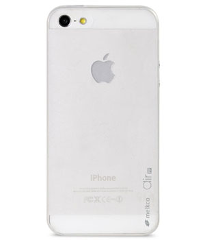 Накладка на заднюю часть Melkco Ultra Air PP 0.4mm для Apple iPhone 5 Transparent