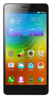 Lenovo K3 Music Lemon K30-W Black