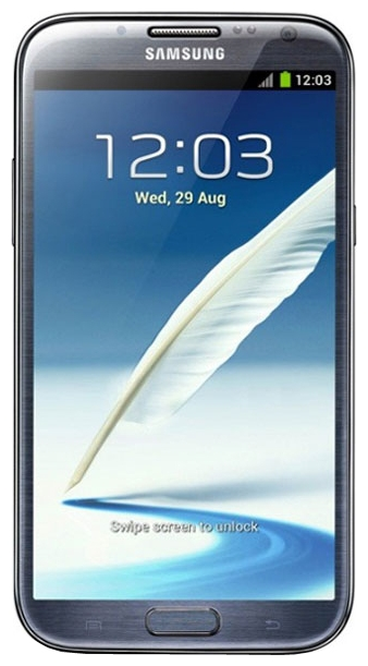 Samsung N7105 GALAXY Note II 4G LTE 16Gb Grey