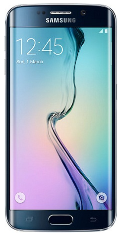 Samsung G925F Galaxy S6 Edge 64Gb LTE Black