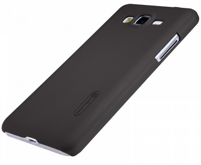 Nillkin Super Frosted Shield для Samsung Galaxy E7 E700 Gold